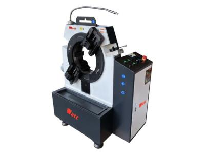 Beveling machine installation and operation procedures