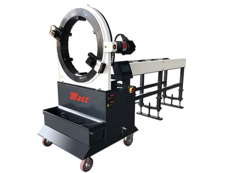 D Portable-Bench Pipe Cutting And Beveling Machine