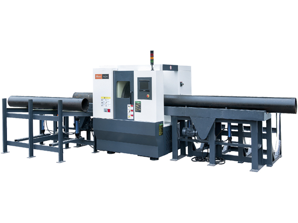 N High Speed Pipe Cutting and Beveling Machine
