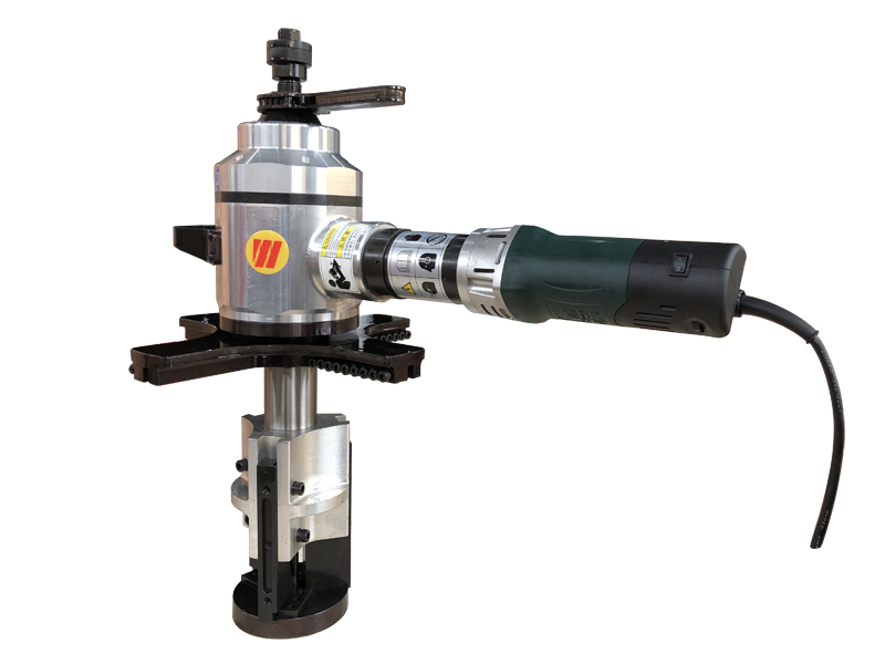 T Inner Mounted Pipe Beveling Machine