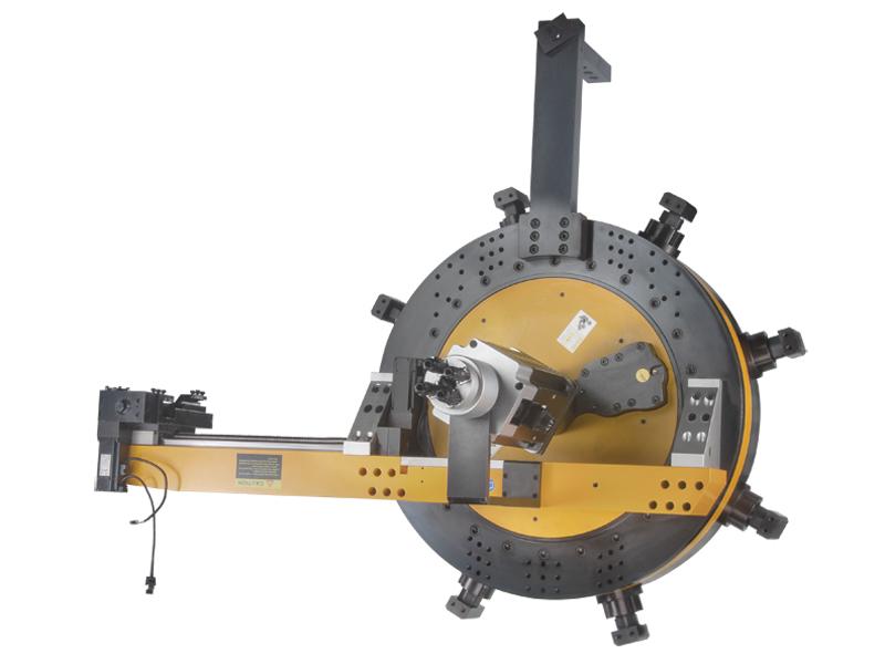 Y Universal Beveling Machine